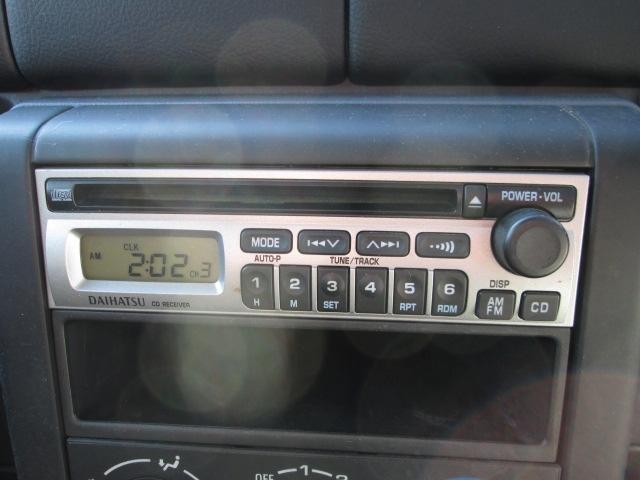 ダイハツ ネイキッド G キーレス CDステレオ