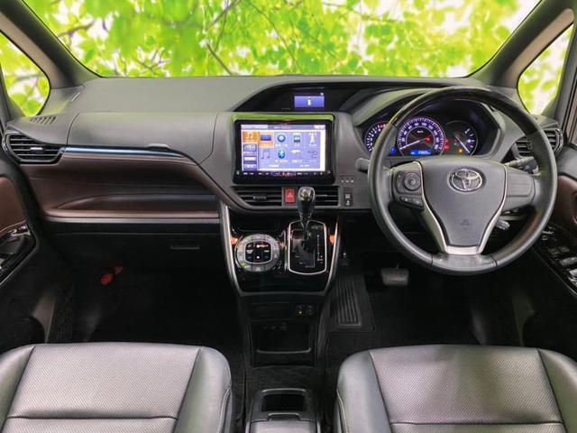Gi 社外9インチナビ/フリップダウンモニター 両側電動スライド バックカメラ オートクルーズコントロール HIDヘッドライト ETC Bluetooth 盗難防止装置 アイドリングストップ シートヒーター(4枚目)