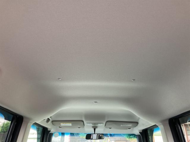 G HIDヘッドライト 純正エアロ スマートキー プッシュスターター ベンチシート オートエアコン 両側スライドドア 横滑り防止機能(30枚目)