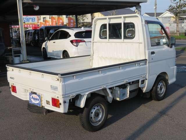 スペシャル 4WD 5速マニュアル車 車検32年2月(4枚目)