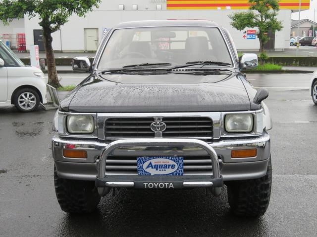 「トヨタ」「ハイラックスピックアップ」「SUV・クロカン」「宮崎県」の中古車2