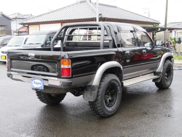「トヨタ」「ハイラックスピックアップ」「SUV・クロカン」「宮崎県」の中古車5