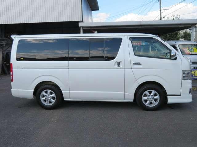 「トヨタ」「ハイエース」「その他」「宮崎県」の中古車4