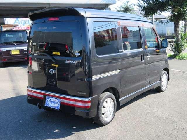 「ダイハツ」「アトレーワゴン」「コンパクトカー」「宮崎県」の中古車5