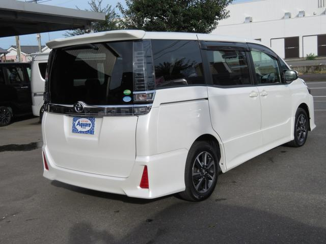 「トヨタ」「ヴォクシー」「ミニバン・ワンボックス」「宮崎県」の中古車5
