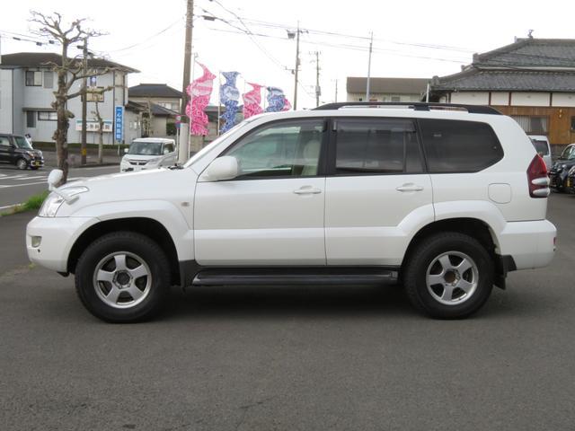 「トヨタ」「ランドクルーザープラド」「SUV・クロカン」「宮崎県」の中古車4