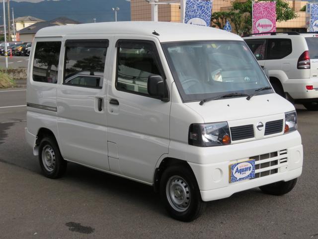 「日産」「クリッパーバン」「軽自動車」「宮崎県」の中古車3
