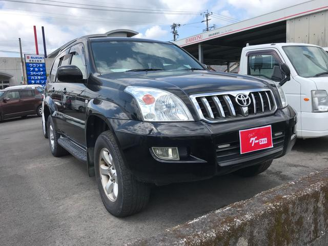 「トヨタ」「ランドクルーザープラド」「SUV・クロカン」「鹿児島県」の中古車3