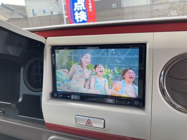 G ナビフルセグTV プッシュスタート シート調カバー CD DVD Bluetooth パールホワイト CVT  4名乗り オーディオ付 スマートキー(9枚目)