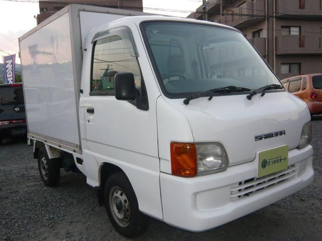 4WD保冷車(3枚目)