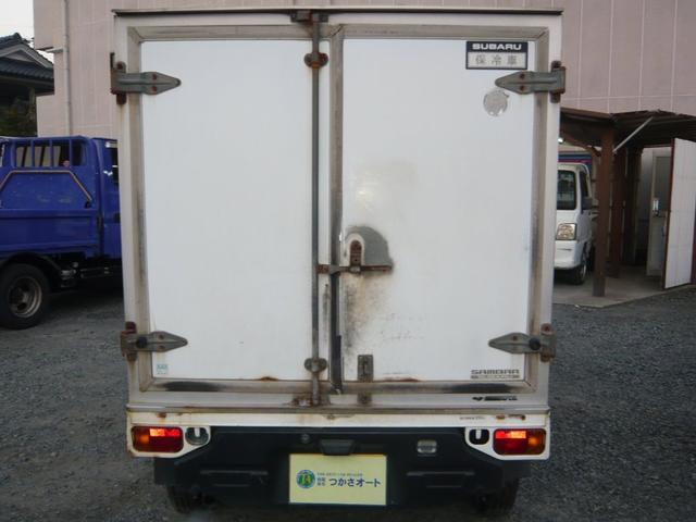 4WD保冷車(5枚目)
