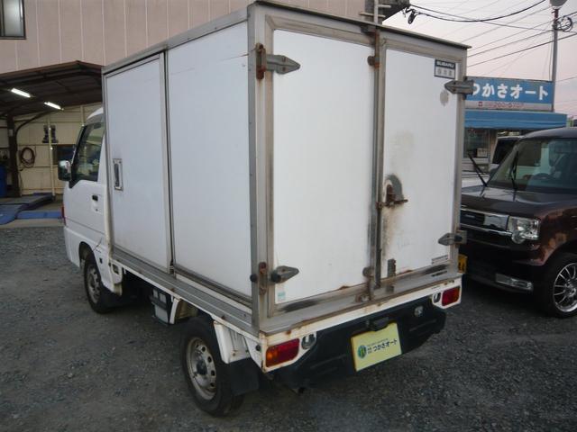 4WD保冷車(6枚目)