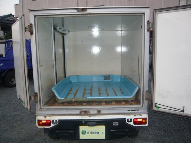 4WD保冷車(7枚目)
