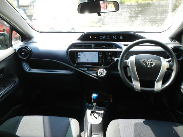 「トヨタ」「アクア」「コンパクトカー」「熊本県」の中古車15