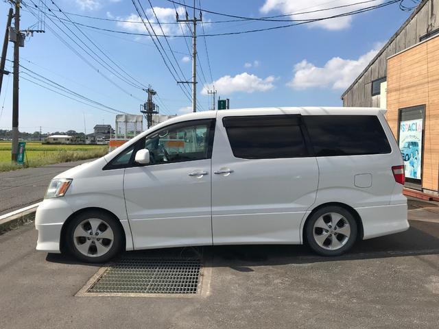 「トヨタ」「アルファード」「ミニバン・ワンボックス」「宮崎県」の中古車3