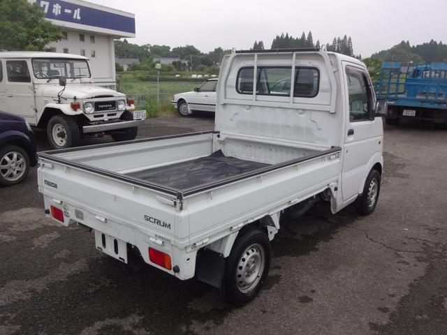「マツダ」「スクラムトラック」「トラック」「宮崎県」の中古車5