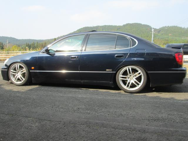 S300ベルテックスエディション 1オーナー 18AW車高調(5枚目)