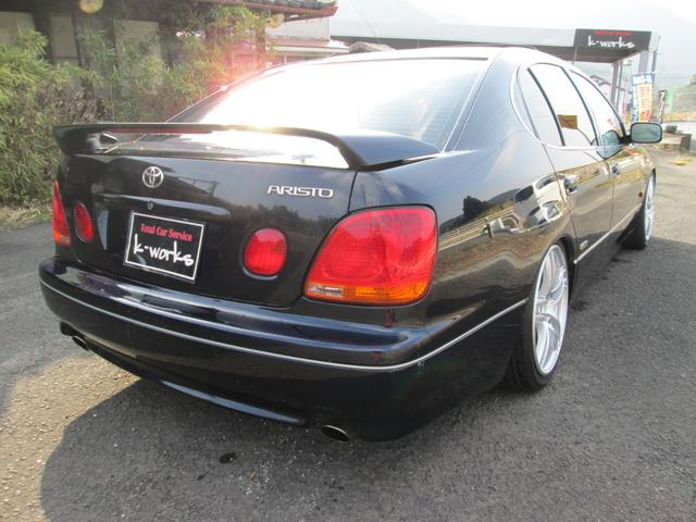S300ベルテックスエディション 1オーナー 18AW車高調(8枚目)