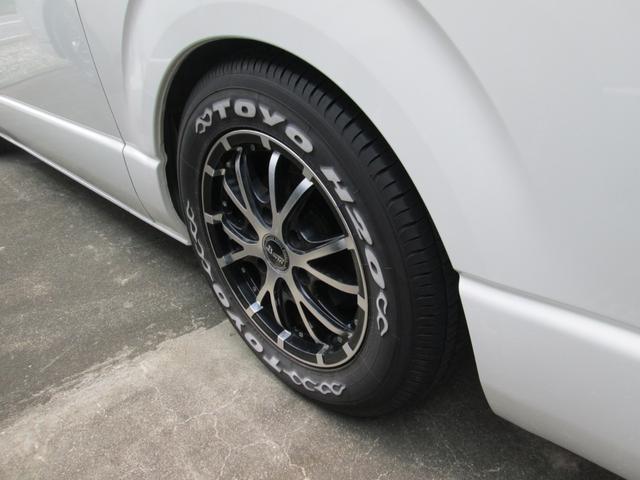ロングスーパーGL 4型フェイス スーパーGL 4インチローダウン 社外16インチアルミ 新品インジェクタ交換後納車致します(16枚目)