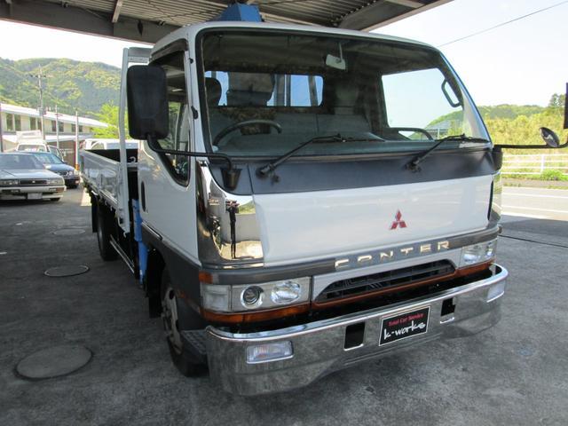 ロングDX タダノ3段クレーン 3t(4枚目)