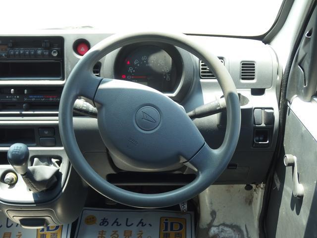 ダイハツ ハイゼットカーゴ スペシャル 全塗装済 5速マニュアル車 エアコン パワステ