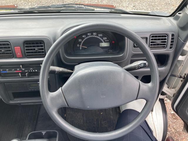 エアコン パワステ 2WD 走行距離30378km 車検整備付き(10枚目)