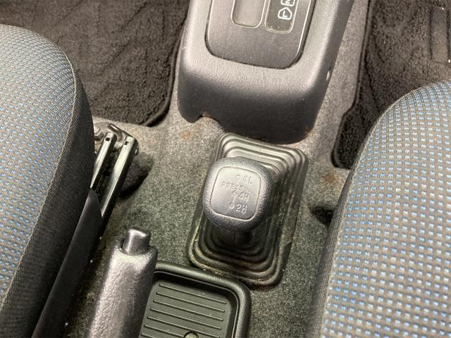RX 4WD 純正15インチアルミ 背面タイヤ キーレス CDデッキ 電動格納ドアミラー ABS Wエアバック(6枚目)