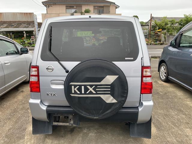 RX 4WD 純正15インチアルミ 背面タイヤ キーレス CDデッキ 電動格納ドアミラー ABS Wエアバック(15枚目)