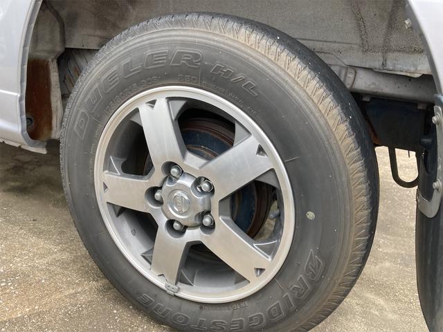 RX 4WD 純正15インチアルミ 背面タイヤ キーレス CDデッキ 電動格納ドアミラー ABS Wエアバック(17枚目)