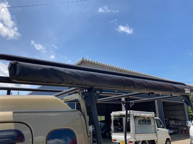 ジャンボ 届出済未使用車 4WD 三方開 HARD CARGO製キャリア 14インチアルミ 5速ミッション パワーウィンド エアコン パワステ LEDヘッドライト(14枚目)
