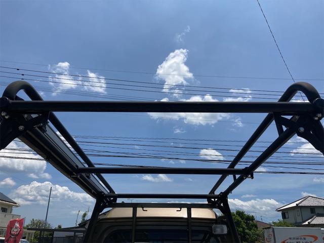 ジャンボ 届出済未使用車 4WD 三方開 HARD CARGO製キャリア 14インチアルミ 5速ミッション パワーウィンド エアコン パワステ LEDヘッドライト(21枚目)