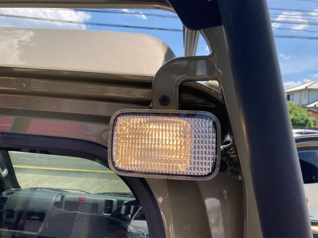 ジャンボ 届出済未使用車 4WD 三方開 HARD CARGO製キャリア 14インチアルミ 5速ミッション パワーウィンド エアコン パワステ LEDヘッドライト(27枚目)