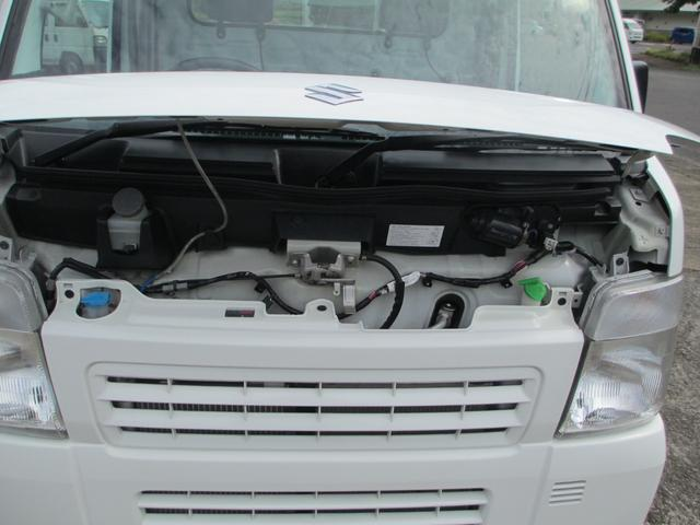 KCエアコン・パワステ 走行29540Km 4WD Hi-Lo切り替え付 エアコン パワステ(10枚目)