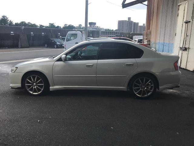 「スバル」「レガシィB4」「セダン」「鹿児島県」の中古車5