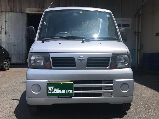 「日産」「クリッパーバン」「軽自動車」「鹿児島県」の中古車2