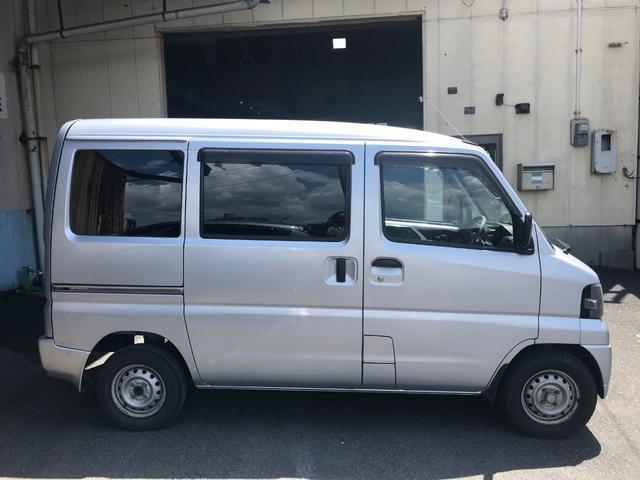 「日産」「クリッパーバン」「軽自動車」「鹿児島県」の中古車5