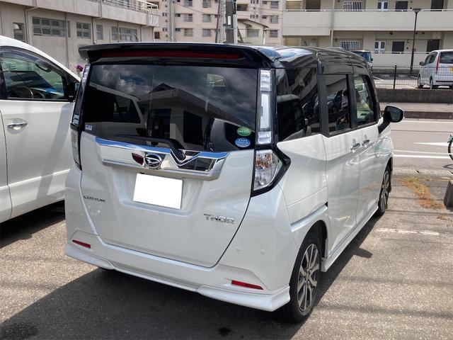 カスタムG ターボ SAIII 両側電動スライドドア メモリーナビフルセグTV Bluetooth バックカメラ 後席モニター スマートキー クルーズコントロール 衝突軽減ブレーキ オートマチックハイビーム コーナーセンサー(14枚目)