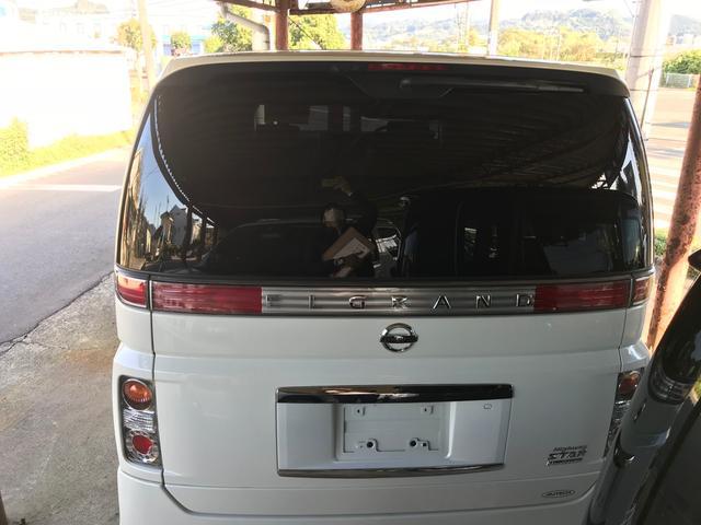 「日産」「エルグランド」「ミニバン・ワンボックス」「鹿児島県」の中古車9