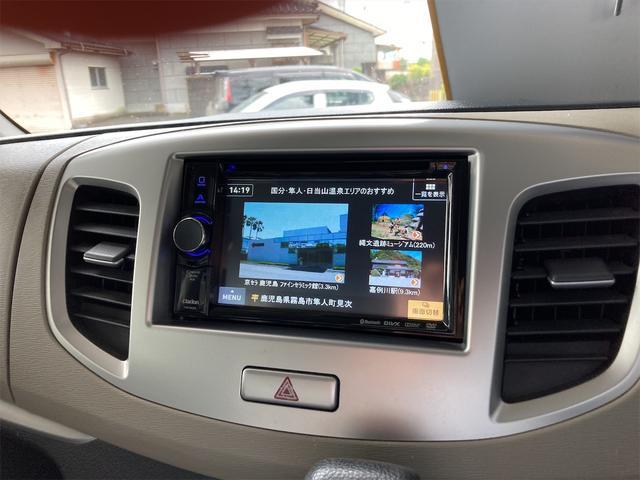 FXリミテッド ETC ナビ TV Bluetooth ミュージックプレイヤー接続可 USB DVD再生 CD スマートキー アイドリングストップ 電動格納ミラー ベンチシート CVT アルミホイール(8枚目)