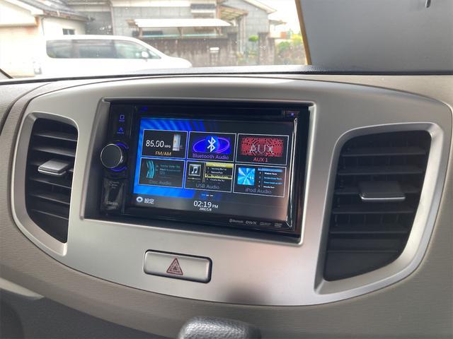 FXリミテッド ETC ナビ TV Bluetooth ミュージックプレイヤー接続可 USB DVD再生 CD スマートキー アイドリングストップ 電動格納ミラー ベンチシート CVT アルミホイール(9枚目)