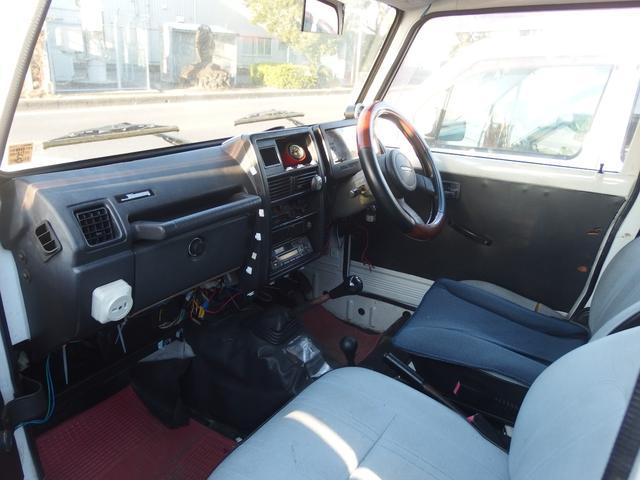 4WD 16インチAW 車検整備付き 5速マニュアル車(3枚目)
