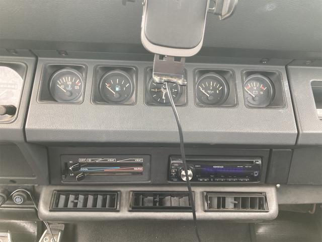 4WD ETC ミュージックプレイヤー接続可(24枚目)