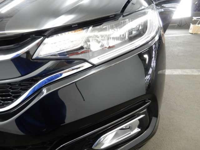 13G・L ホンダセンシング 衝突被害軽減ブレーキサポート 試乗車 禁煙車 メモリーナビ バックカメラ フルセグTV クルーズコントロール LEDヘッドライト(19枚目)
