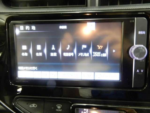 S メモリーナビ リアカメラ ワンセグ ETC(12枚目)