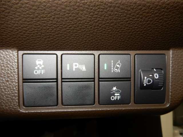 Lホンダセンシング 衝突被害怪訝ブレーキサポート メモリーナビ リアカメラ フルセグ LEDヘッドライト ドライブレコーダー レーンアシスト クリアランスソナー エンジンプッシュスタート アイドリングストップ(18枚目)