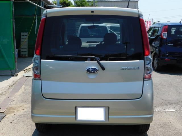 「スバル」「ステラ」「コンパクトカー」「熊本県」の中古車5