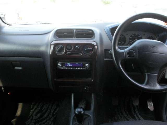 ダイハツ テリオスキッド カスタムL 4WD 5速マニュアル