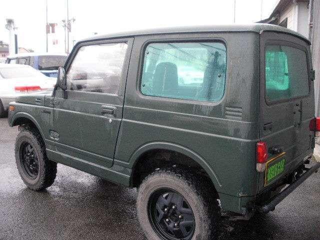 スズキ ジムニー HC 4WD MT 全塗装済
