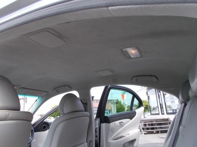 レクサス LS LS460 Iパッケージ HDDナビフルセグTV 本革シート
