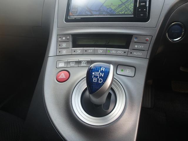 トヨタ プリウス S ストラーダSDナビ バックカメラ LEDライト